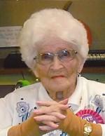 Margaret E.  Isgar (Parker)